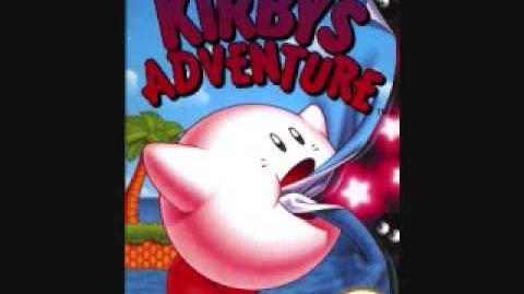 Kirby's Adventure Music Rainbow Resort