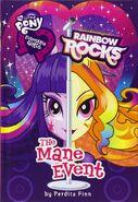 My Little Pony Equestria Girls: Rainbow Rocks: The Mane Event