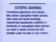 Light Blue Interpol Warning1 (1993)