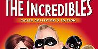 The Incredibles (DVD/Blu-ray)