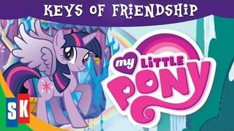 My Little Pony Keys Of Friendship - Trailer