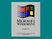 Winnt31 titlescreen