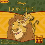 Lionking storyette