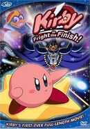 Kirby: Fright to the Finish!
