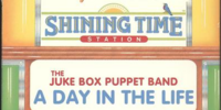 The Jukebox Puppet Band: A Day in the Life (VHS)