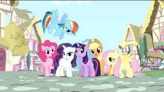 My Little Pony Friendship is Magic Opening Theme Song