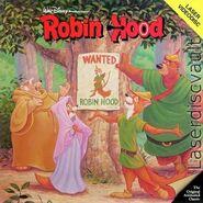 Robinhood 1984laserdisc
