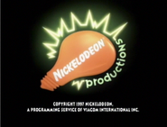 Nickelodeon Productions (1997)