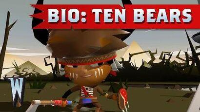 Official World of Warriors Bio Ten Bears