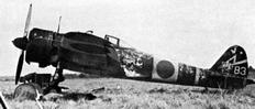Nakajima Ki-43-Ib Hayabusa