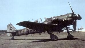 Focke Wulf Fw 190D-9