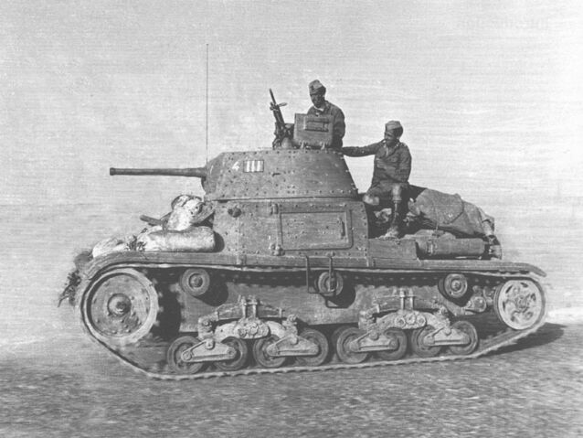 File:Italian Tank.jpg