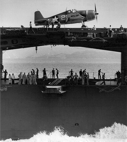 File:USS Yorktown, 1943.jpg