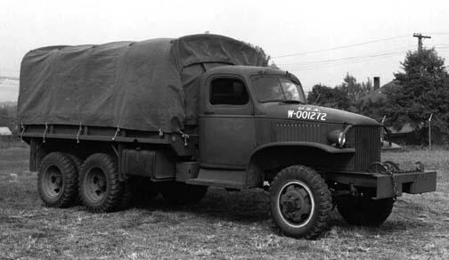 File:GMC CCKW Cargo Truck.jpg