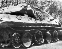 M10 Panther, Ardennes 1944