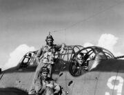 TBF Avenger Crew, 1945