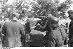 SdKfz 252 Ostfront