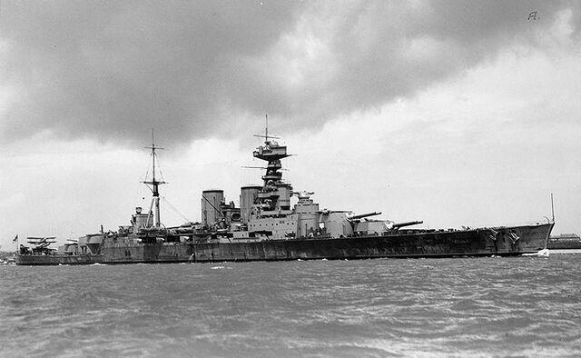 File:British Battlecruiser HMS Hood circa 1932.jpg