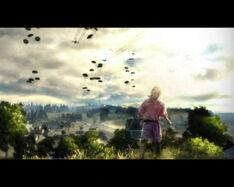 Invasion pine valley