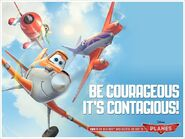 Be Courageous, It's Contagious!