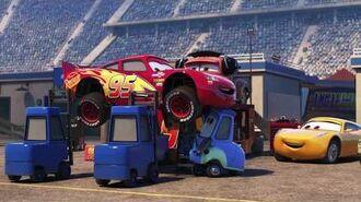Cars 3 x Oscaro