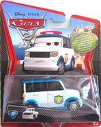 Officer murakami cars 2 single
