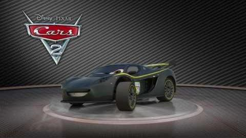 CARS 2 - Lewis Hamilton - Disney Pixar - Only at the Movies June 23