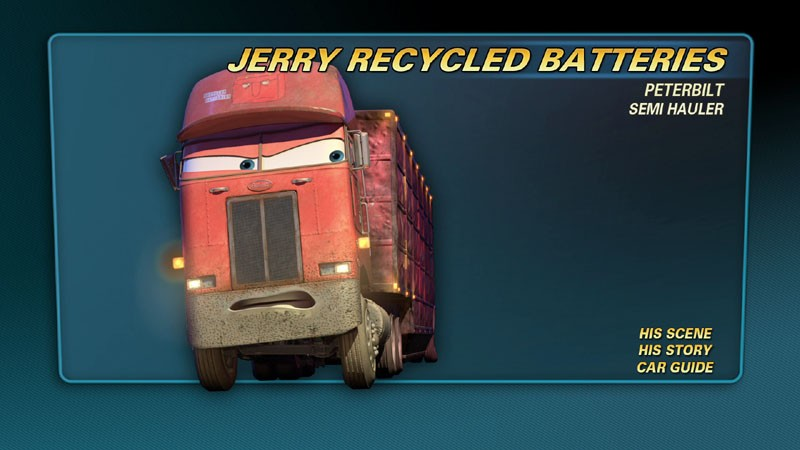 Jerry Recycled Batteries World Of Cars Wiki Fandom Powered By