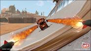 Disney infinity cars play set screenshots 02