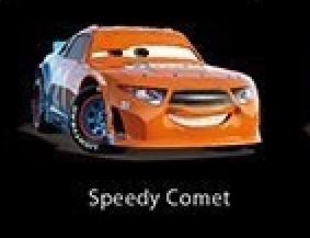 Speedy Comet World Of Cars Wiki Fandom Powered By Wikia