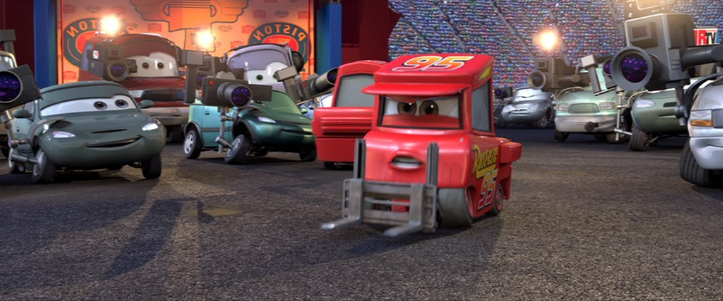 Not Chuck World Of Cars Wiki Fandom Powered By Wikia