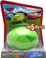 Ror-chief-shiny-wax-egg-holiday-special