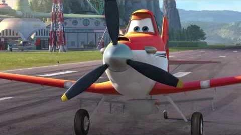 Planes trailer - Disney - Only at the Movies September 2013 HD