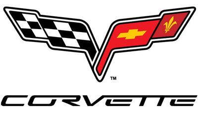 Chevy corvette c6 logo