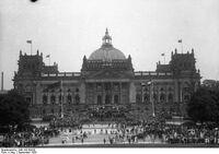 Reichstag Historical
