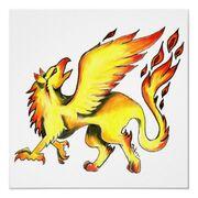 Fire Griffin Korazu