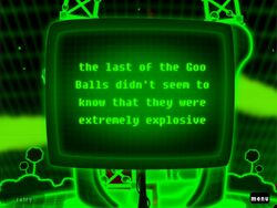 The last of the Goo Balls 4