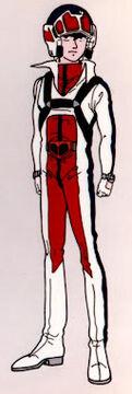 Rdf flight suit