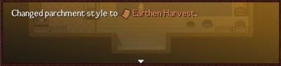 Earthenharvest