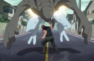 Kizaki Thruster anime