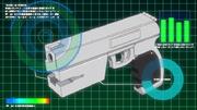 Kitora handgun