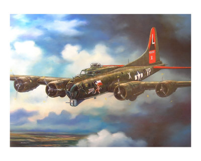267281~B-17-Flying-Fortress-Posters