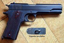 330px-Colt 1911 Cal. 455