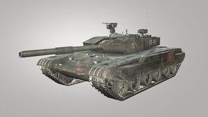 T-99 super battle tank