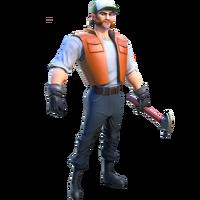 Human uncommon handyman