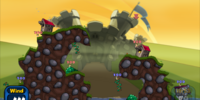 Worms Reloaded/Campaign Mission 7