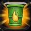 WormsPS3 Barrel Buster