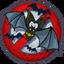 CrazyGolf Bat's Your Lot