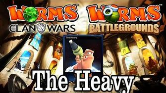 Worms Clan Wars Battlegrounds The Heavy