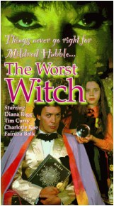 The Worst Witch cover